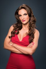 Mariana está muy orgullosa del crecimiento histriónico que ha alcanzado en Telemundo.
