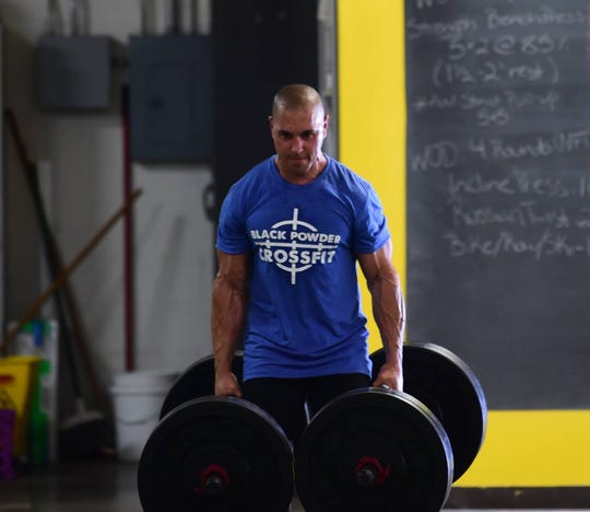 Eric Townsley recently won a bronze medal in his age group and weight class at the IPF World Championships in Sweden.