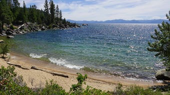 Bryan Eidem discusses confrontation with authorities at Lake Tahoe nude beach.