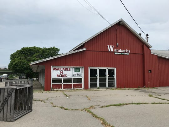 The former Wambach's Garden Center property on Culver Road in Irondequoit sits vacant on July 2, 2019. The center closed in March 2018.