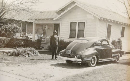 Hardette Harris' grand-father had several businesses in the Allendale neighborhood.
