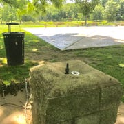 Answer Man: It's hot out! With so many bikers, walkers and runners, why doesn't the Springfield-Greene County Park Board turn on the drinking fountain on the South Creek Ozark Greenways trail  near Lake Drummond and the hosta garden?