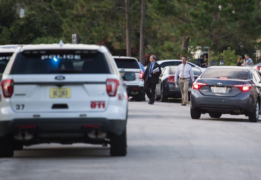 Officer involved shooting reported in Port St  Lucie