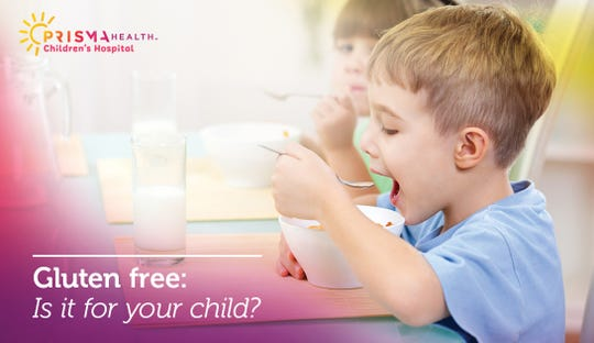 Is a gluten free diet right for you child?