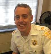Vineland Police Capt. Adam Austino