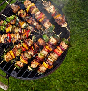 These healthy versions of classic summer dishes are sure to wow at your next cookout.