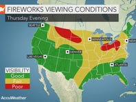 Fourth of July: How the weather could affect your cookout and fireworks show