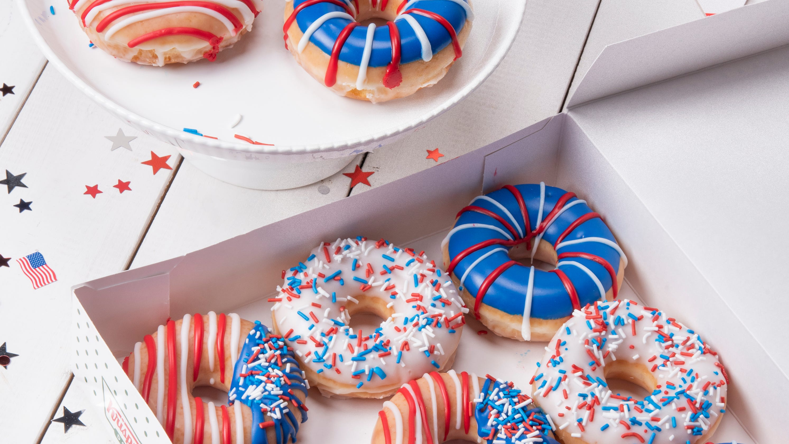July 4th food deals: Where to get free food and patriotic