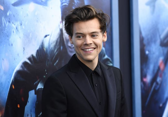 Harry Styles had some interesting things to say about his time making his latest album.