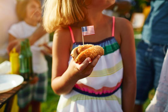 The Fourth of July is a peak time for hot dog consumption, but they are also a known choking risk for young children.