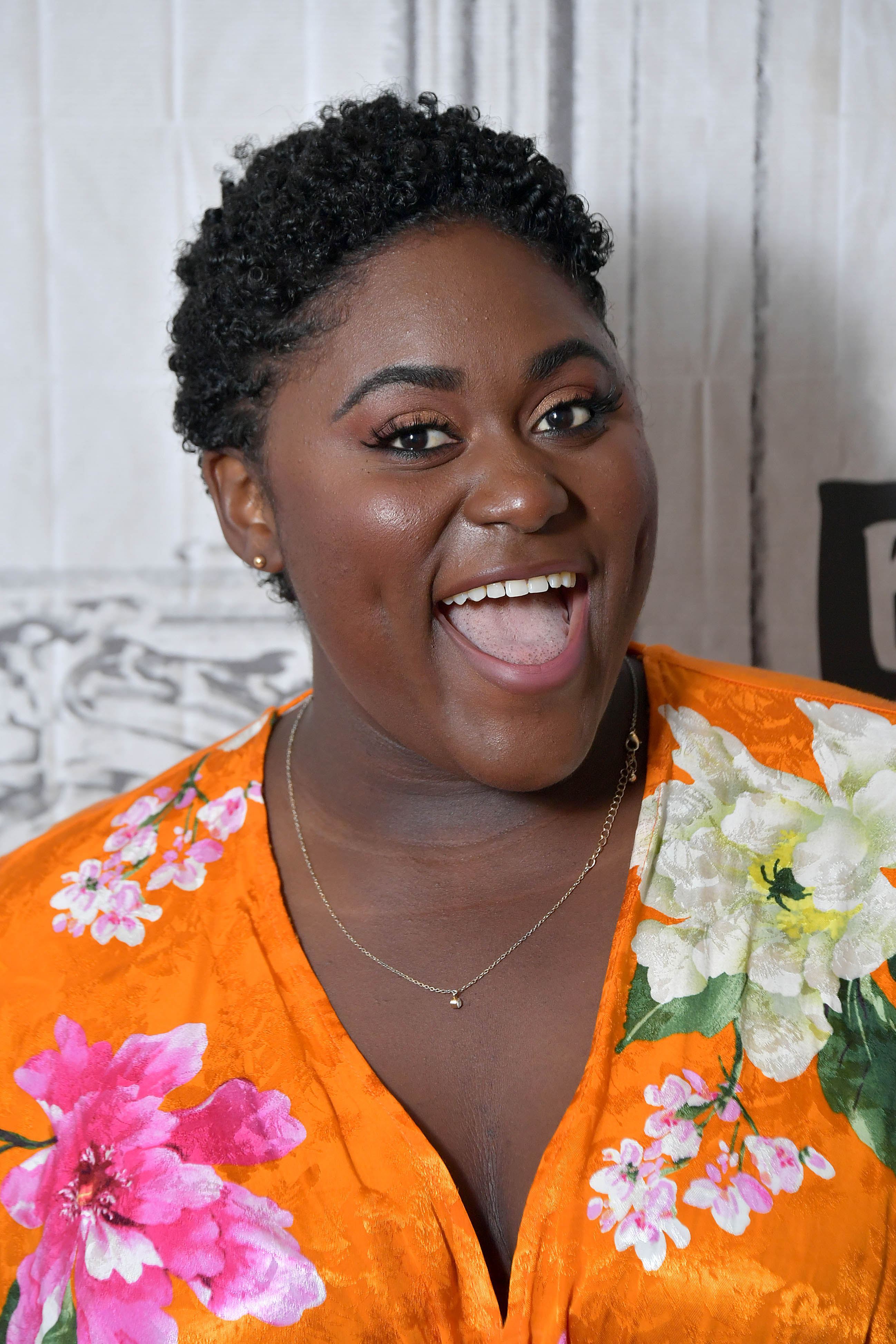 Orange Is the New Black  star Danielle Brooks announces engagement to her  best friend