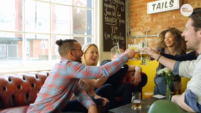 Sober bars are a healthy alternative in alcohol-soaked American culture