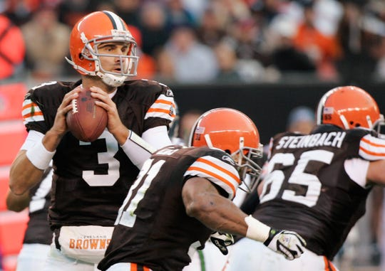 The Browns' current uniforms aren't great, but their classic look is among the NFL's best.