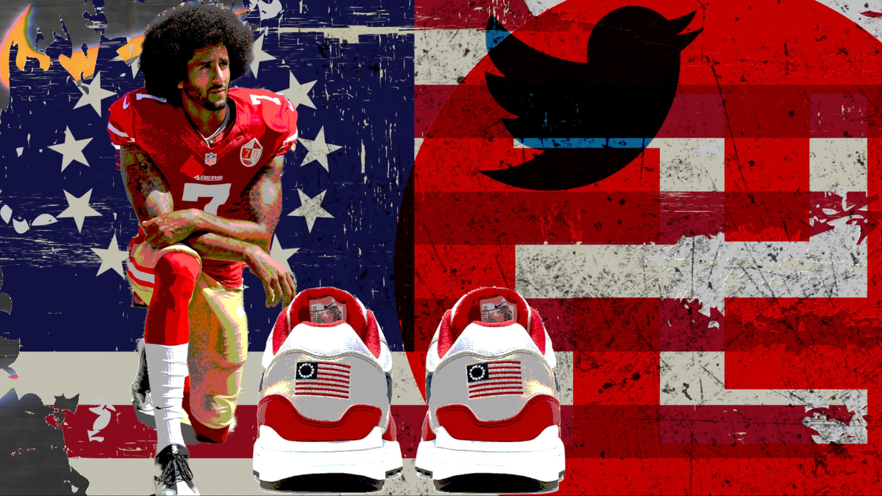 brand new a96f3 20b5d Brennan: Nike-Kaepernick shoe debacle a learning lesson