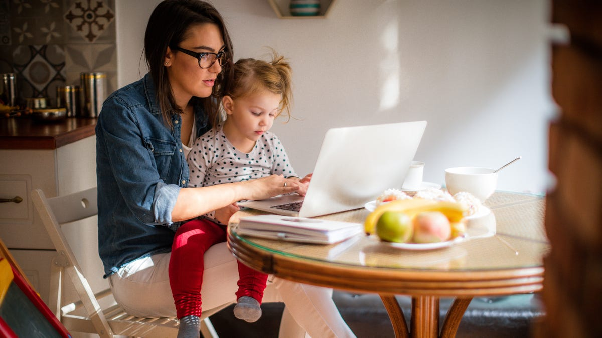 Telecommuting amid coronavirus: Best tech tools for you and the kids to work from home