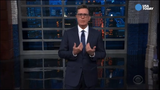 Colbert and Samantha Bee break down what some kids face at the border and how the DOJ responds.