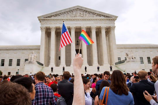 More than 200 companies urged the Supreme Court to support protections for LGBTQ workers.