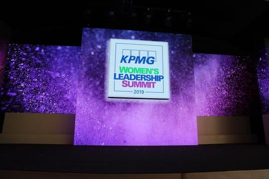 KPMG Women's Leadership Summit.