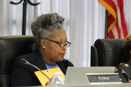 Rapides Parish School Board member Sandra Franklin spoke about having new Superintendent Jeff Powell add more black and minority administrators and employees in the district.