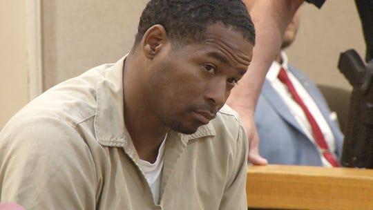 Calvin Johnson is sentenced for the murder of Corey Basden of Neptune City