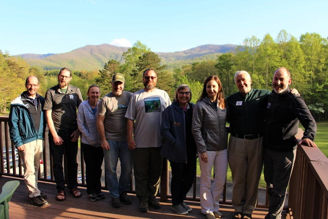 Black Mountain-based 2nd Nature TREC held its first Certified Outdoor Educator training clinic at the West Campus of the Black Mountain Home for Children in late April.
