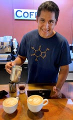 Alex Flores is owner of Bold Cup at the Avenue Viera.