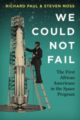 "Authors of the 2015 book ""We Could Not Fail"" recounted the stories of the first African Americans in the space program, including Brevard County residents Julius Montgomery and Theodis Ray."