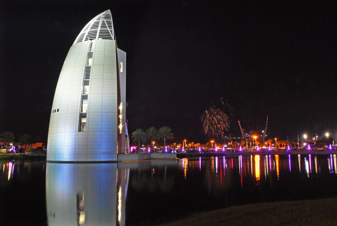 Port Canaveral's Exploration Tower will be closed until further notice.