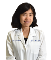 Dr. Yue Michelle Wang is an ophthalmologist at the Florida Eye Associates office in Melbourne.