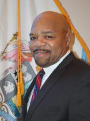 Camden Council President Curtis Jenkins Sr.