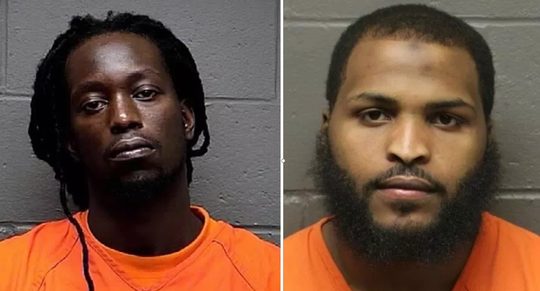 Wilbert Demosthenes and Devan Leggette, both of Pleasantville, have admitted their roles in a deadly shootout on the Atlantic City Expressway.