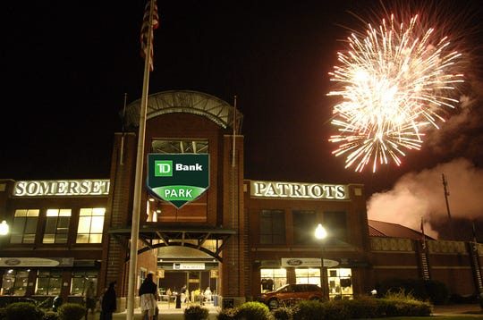 The post-game fireworks are the most popular events for the Patriots, drawing 6,000 spectators to each game.