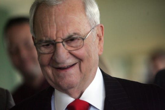 Lee Iacocca, born Oct. 15, 1924, was best known for his role in the automotive industry. He was Father of the Mustang, midwife to the minivan and rescuer of Chrysler Corp. During the height of his career in the 1980s, Iacocca was arguably the most popular business figure in the world. Pictures of him, often with his trademark cigar, were on magazine covers and TV screens.