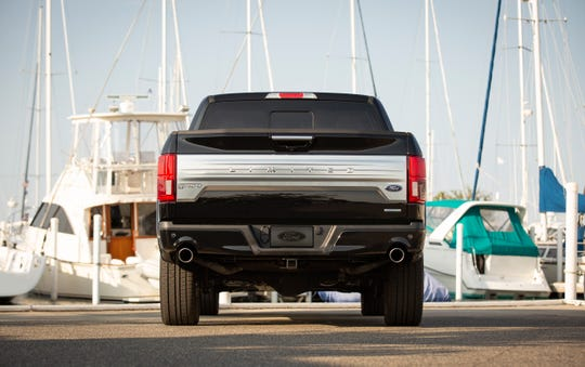 The Ford F-150 still rules the sales game over GM and Fiat Chrysler.