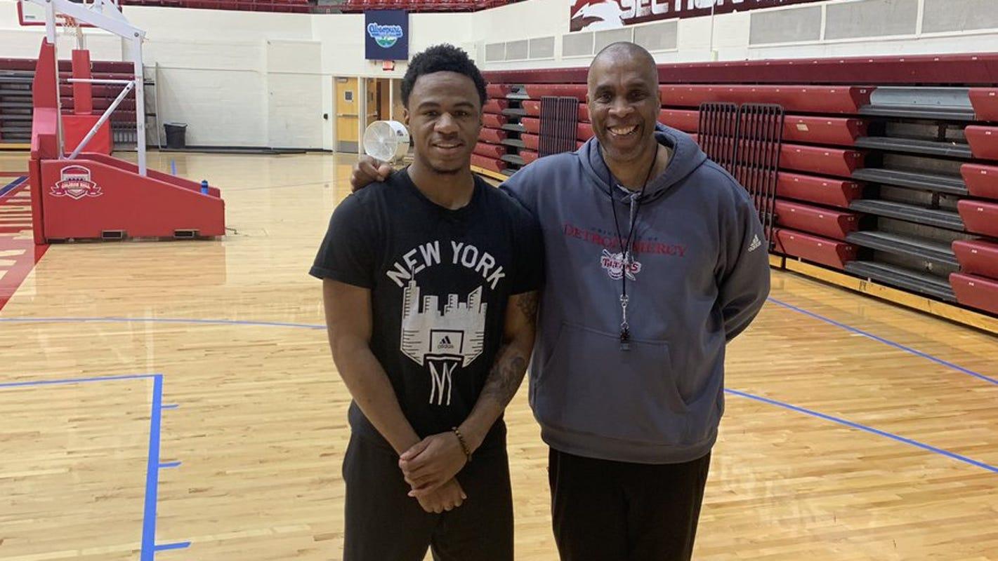 College notes: Detroit Mercy adds Derrick Rose's nephew, John Calipari's son