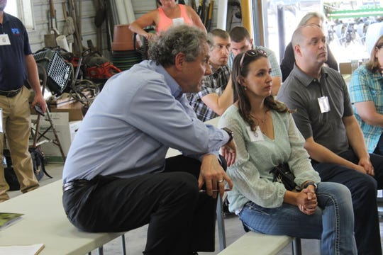 Sen. Sherrod Brown, D-Ohio, is urging the USDA to use the agency's Congressionally-provided flexibility to ensure that Ohio farmers dealing with excessive moisture have all available USDA resources, including disaster aid, at their disposal.