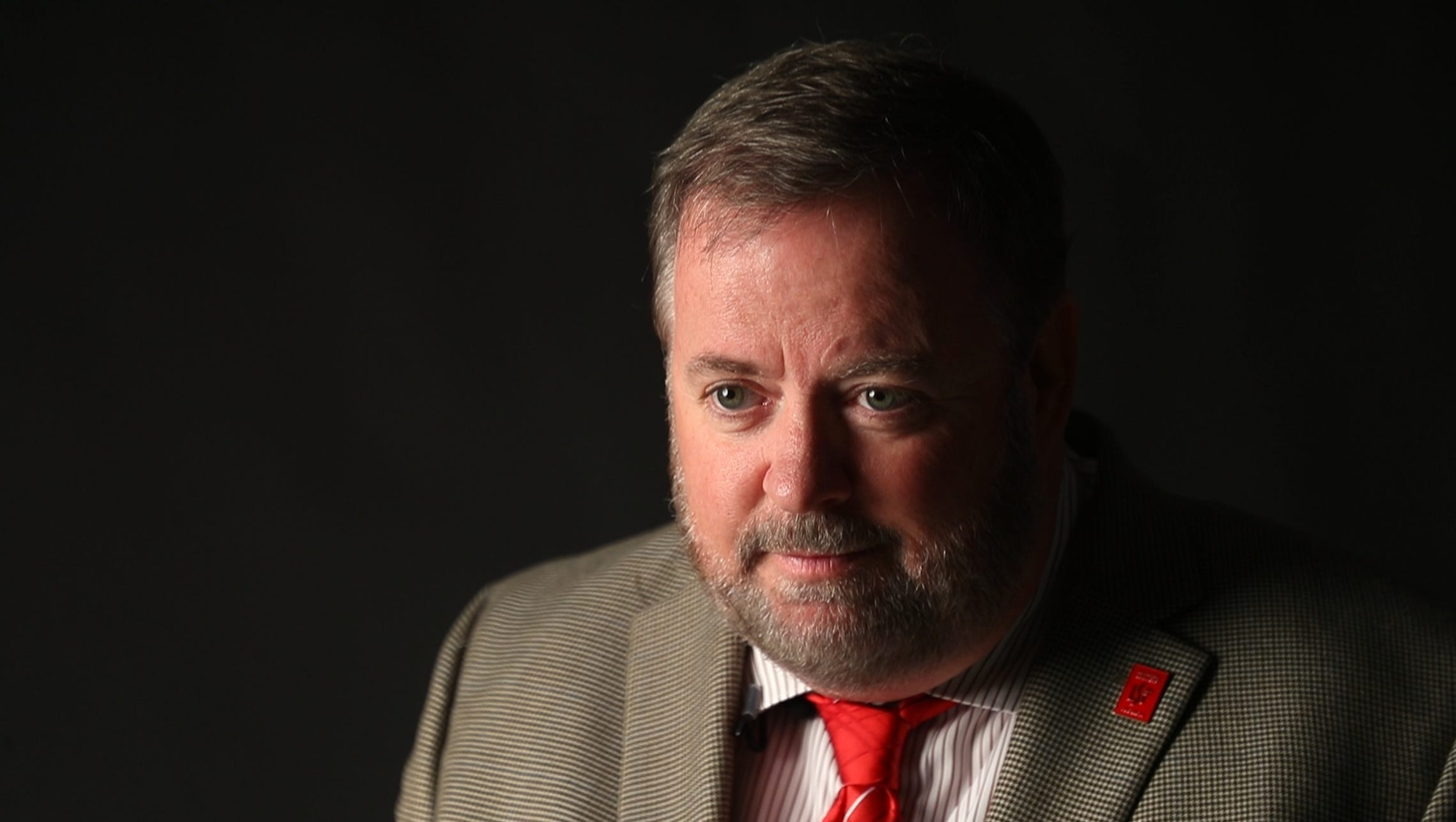 Former DCF secretary Mike Carroll is now executive vice-president of programs forthe nonprofit Lutheran Services Florida