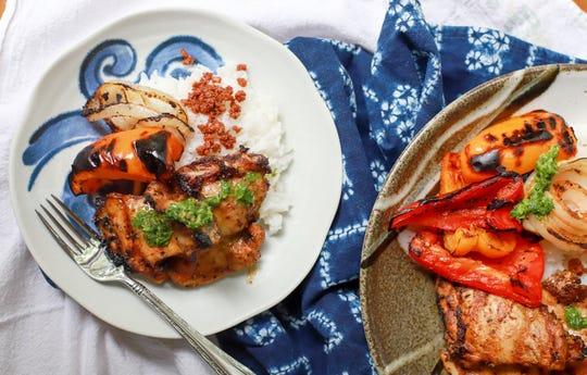 Argentinean BBQ dish