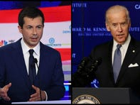 Joe Biden in tight race with undecided and Pete Buttigieg among Leon Democratic leaders