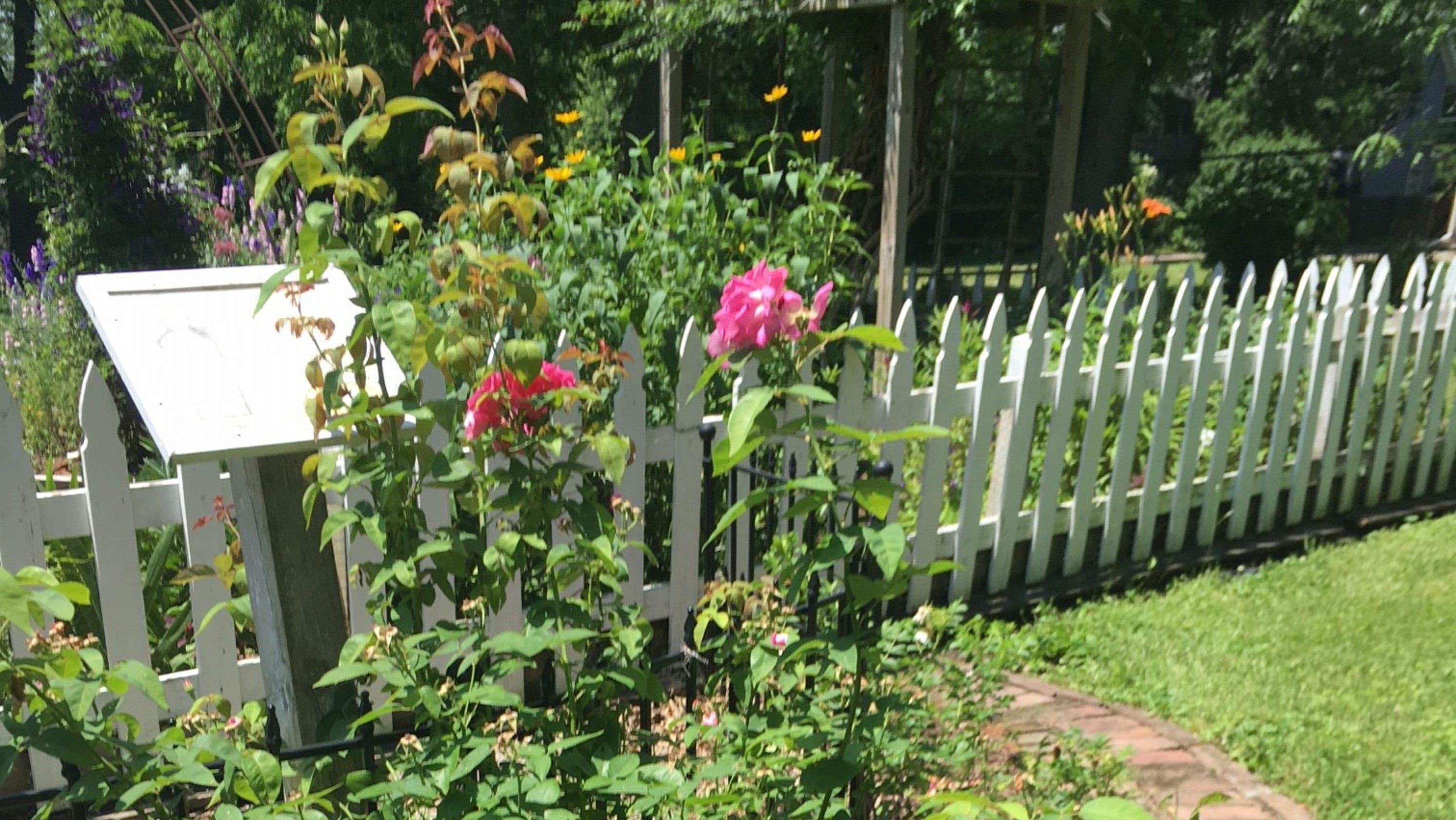 community wide garden tour planned in iowa city