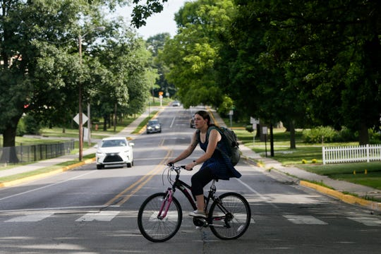 West Lafayette cyclists win new protections, including
