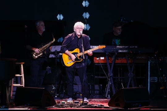 Michael McDonald opens for Lionel Richie at the American Family Insurance Amphitheater on July 2, 2019.