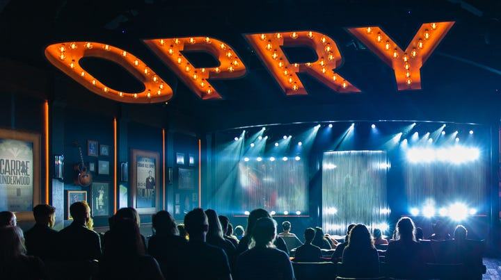 Grand Ole Opry unveils emotional new mini-movie