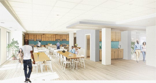 The Hope Lodge in Nashville will be renovating its kitchen and dining room starting in July 2019.