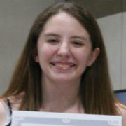 Newark Catholic senior-to-be Abigail Silone won a $5,000 scholarship through Newark Rotary Club's Free Enterprise Academy competition.