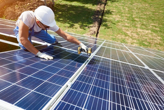 Solar panels for residential use has surged in popularity in recent years.