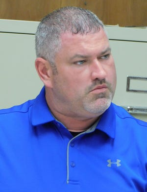 St. Landry Parish School Board member Josh Boudreaux discusses whether to change the names of three elementary schools that will incorporate fifth- and sixth-grade classes in the next school year.