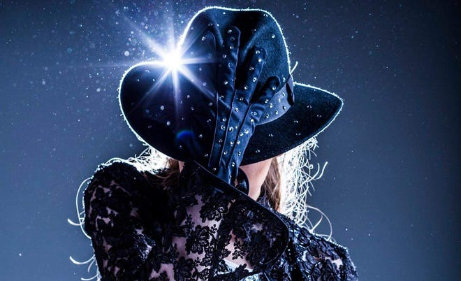 """For a night of entertainment and philanthropy, Falynne Lewing is pulling her hat down low and putting the dance moves on high for """"Michael Jackson: A Thrilling Tribute"""" on July 12 at Saenger Theatre."""