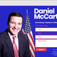 Martha McSally's GOP opponent wants to annex Mexico. And he's actually serious