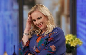 """Meghan McCain is a regular on ABC's """"The View."""""""